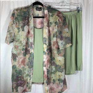 Whirlaway Frocks Skirt Set